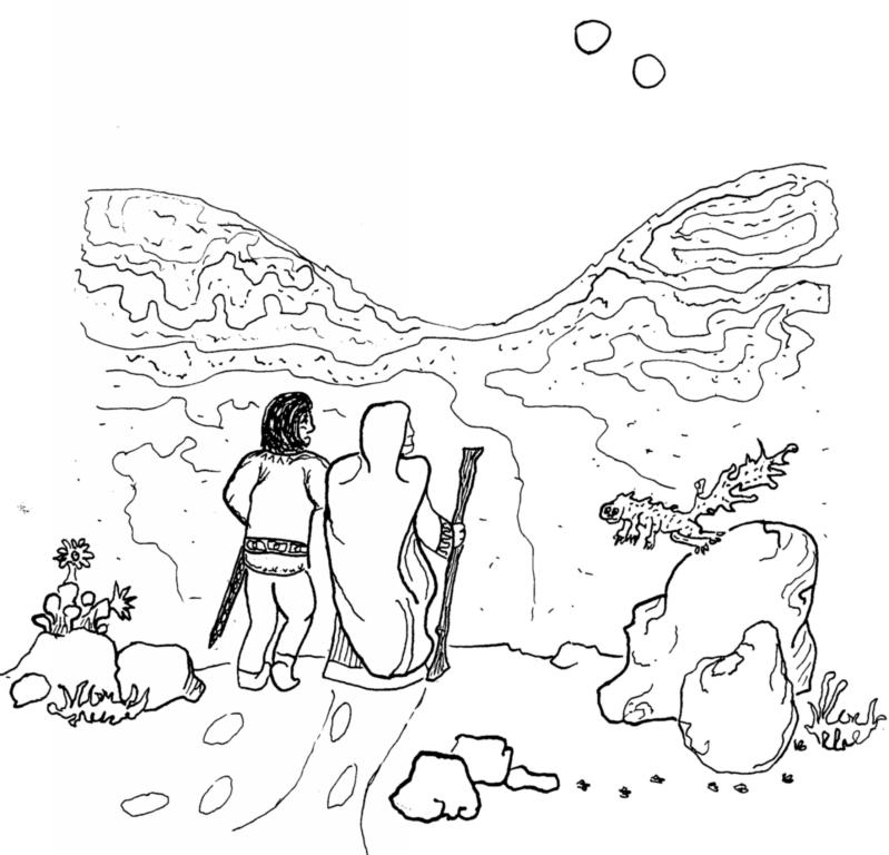 La mouche et l'Ermite dans MOUCHE oracle-LP